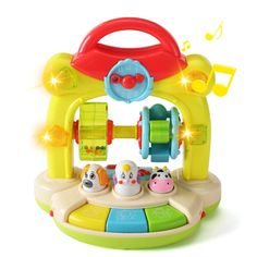 Like and Share if you want this  Top Kidz Shop Musical Electronic Multi-Function Toy   Tag a friend who would love this!   FREE Shipping Worldwide   Get it here ---> https://topkidzshop.com/baby-early-education-musical-electronic-multi-function-toy/