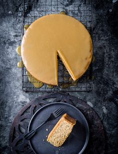 Hazelnut Brown Butter Cake Recipe If you love almond-based sponges, try this rich hazelnut version. Browning the butter gives an extra level of nuttiness, perfect for any occasion