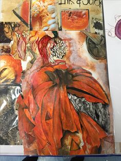 Trendy art projects for college students artists ideas Secondary School Art, A Level Art Sketchbook, Fantasy Art Women, Art Diary, Sketchbook Inspiration, Sketchbook Ideas, Cool Art Drawings, Patterns In Nature, Natural Forms
