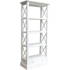 Cross Bar Bookshelf