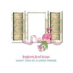 Friday's Guest Freebies ~ Raspberry Road  ✿ Follow the Free Digital Scrapbook board for daily freebies: https://www.pinterest.com/sherylcsjohnson/free-digital-scrapbook/ ✿ Visit GrannyEnchanted.Com for thousands of digital scrapbook freebies. ✿