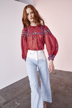 Ulla Johnson Resort 2017