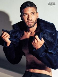 The worlds of music, sports and television collide for CR Fashion Book's fall-winter 2015 issue. Empire stars Jussie Smollett and Taraji P. Beautiful Men Faces, Most Beautiful Man, Gorgeous Men, Cody Christian, Austin Mahone, Zac Efron, Channing Tatum, Chris Evans, Quick Braided Hairstyles