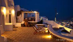 GREECE CHANNEL | The Greek Villas, Santorini Villa Gold.