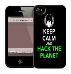 theskinmantra Hack The planet Iphone 4/4s Full Body Designer Case