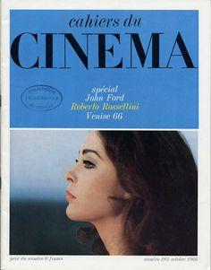 Cahiers du cinéma, October 1966