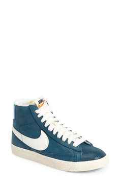 cheaper 4d418 65787 Nike  Blazer  Vintage High Top Basketball Sneaker (Women) available at   Nordstrom
