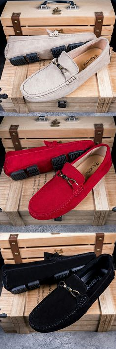 23bd52361459 ECTIC Autumn High Quality Winter Warm Leather Men Casual Shoes Slip On  Dress Loafer Designer Man
