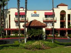 Santa Ana (CA) Clarion Inn and Suites John Wayne Airport Santa Ana United States, North America Clarion Inn and Suites John Wayne Airport Santa An is a popular choice amongst travelers in Santa Ana (CA), whether exploring or just passing through. Offering a variety of facilities and services, the hotel provides all you need for a good night's sleep. To be found at the hotel are Wi-Fi in public areas. Designed for comfort, selected guestrooms offer television LCD/plasma screen,...