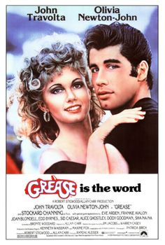John Travolta Olivia Newton John - Grease