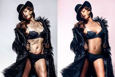 Update: This Is What Cindy Crawford Looks Like NOT Photoshopped