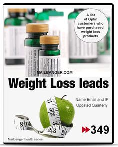 Weight loss leads list package from Mailbanger for promoting your health products! Business Marketing, Marketing And Advertising, Health Products, Weight Loss, Facts, Led, Losing Weight, Health Foods