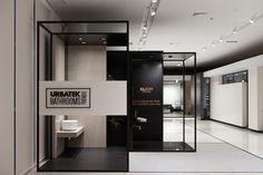 Infinitas posibilidades del porcelánico de gran formato XLIGHT de URBATEK en la XXIV Muestra Internacional de #Arquitectura Global & #Diseño Interior de #PORCELANOSA Grupo. - #PorcelanosaExhibition #Design #Interiorism #Architecture #Interiorismo #Tiles #porcelain #porcelánico #Crafts #Ceramic #Wall #Decor #Minimal #Bathroom #Inspiration #Ideas #Trends