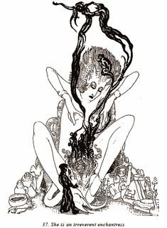 ‪Illustrations by Mahlon Blaine for erotic collection, NOVA VENUS Aubrey Beardsley, Surreal Art, Surrealism, Erotic, Dragon, Image, Beautiful, Beauty, Collection