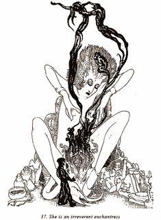 Illustrations by Mahlon Blaine for erotic collection, NOVA VENUS Aubrey Beardsley, Surreal Art, Surrealism, Erotic, Dragon, Image, Beautiful, Beauty, Collection