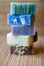 My favorite soap maker decided to publish a cook book instead but her soap recipe is here to make your own.