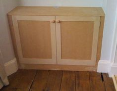 Custom storage, a pair of alcove units either side of a chimney breast, modern styles from mdf, softwood, hardwood… Alcove Cupboards, Cupboard Drawers, Kitchen Cupboards, White Wardrobe, Wardrobe Doors, Alcove Storage, Chimney Breast, Ikea, Shelves