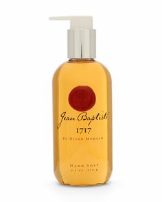 Jean Baptiste 1717 Hand Soap by Niven Morgan at Neiman Marcus.