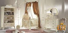 Элитная мебель для детских комнат Mon Amour фабрики BITOSSI