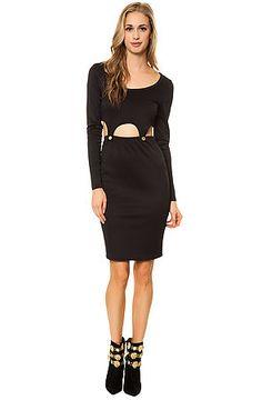 *MKL Collective Dress Suspender The Solid in Black - Karmaloop.com