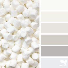Marshmallow Tones | Design Seeds