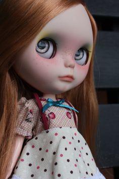 Custom Blythe doll OOAK onmiandolls par onmiandolls sur Etsy