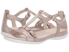 762ddd79f7e4 ECCO Flash Buckle Sandal. Chic Summer StyleT StrapWalking ShoesWomen s  SandalsChampagneWomen ...