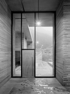 Zumthor Therme Vals, 2006