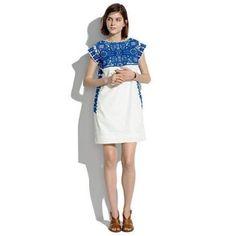 Madewell Casita Shift Dress