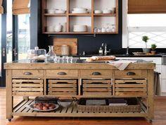 Kitchen Island Ideas - Modern Magazin - Art, design, DIY projects, architecture, fashion, food and drinks