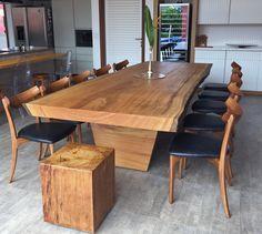 #MesaDeJantar #MesaDeJantarRustica #MesaDeMadeira #Madeira #Wood #WoodFurniture #BancoDeMadeira #TroncoDeMadeira #Sustentavel #Decoração #Decoration #Decorate #Decorar #DesignDeInteriores #DesignInterior #Mesa #Jantar #DinningTable #WoodTable #ArboREAL #MesaRustica #Rustico #