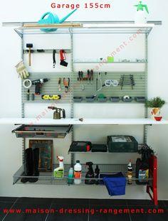 Les 18 meilleures images du tableau Garage Elfa sur Pinterest