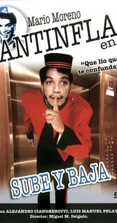 Directed by Miguel M. Delgado.  With Cantinflas, Tere Velázquez, Joaquín García Vargas, Domingo Soler. It is the story of a sportsman who is a little bit dumber than most people but nevertheless he succeeds in getting a job at a sports article saler's. Having this job is the beginning of a lot of funny problems he causes due to his dumbness.