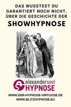 Das wusstest Du garantiert noch nicht, über die Geschichte der Showhypnose. Über Schaubuden, Hypnose, Jahrmärkte, Hypnotiseure, Somnambulismus, Magnetismus, Hellseher und Magier, folge dem Link jetzt! #showhypnose #geschichte #hypnoseshow #schaubude #somnambulismus #magnetismus #hellseher #magier #hypnotiseure #hypnose #alexanderseel