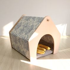 Wooden Cat House, Cardboard Cat House, Plywood House, Cat Cages, Cat Towers, Pet Shop Boys, Cat Playground, Cnc Wood, Cat Shelves
