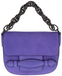 Sonia Rykiel chain handle bag on shopstyle.com |