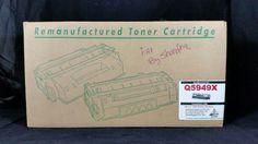Q5949X 49X Toner Cartridge Black for HP Laserjet 1320 3390 Ink - 1 Pack…