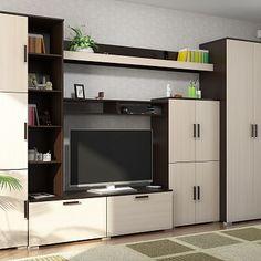 Гостиная Атлантида-5 купить в Екатеринбурге | Мебелька