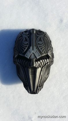 [Post edited on Dec 2014 to reflect the many changes that have occurred to the mask design since the project began. Form Design, Mask Design, Armor Concept, Concept Art, Armadura Medieval, Masks Art, Fantasy Armor, Body Armor, Tactical Gear