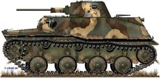 Engines of the Red Army in WW2 - T-40 Amphibious Tank