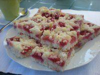 Jogurtový koláč s ovocem Krispie Treats, Rice Krispies, Food, Essen, Meals, Rice Krispie Treats, Yemek, Eten