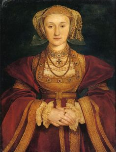 Anne of Cleves by Hans Holbein the Younger, c. 1539