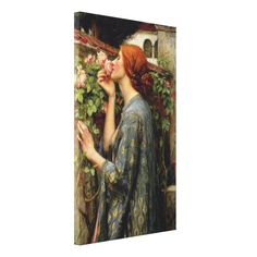 Soul of the Rose by John William Waterhouse Canvas Print   redhead balayage, redhead boy, rambling redhead #redheadsunite #redheadswholift #redheadsdownunder, 4th of july party John William Waterhouse, Canvas Artwork, Canvas Prints, Framed Prints, Painting Frames, Painting Prints, Art Paintings, Art Print, Rose Frame