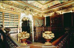 Coimbra - Library of Coimbra University | Via Flickr ARPT Centro de Portugal