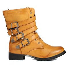 Combat boots Boots and Products on Pinterest