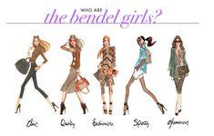 Henri Bendel girls