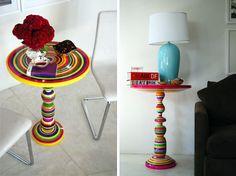 Design Week en Guadalajara (Mexico).Mobiliario inspirado en el juguete tradicional
