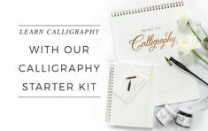 Blog – Laura Hooper Calligraphy Laura Hooper Calligraphy, Learn Calligraphy, Starter Kit, Blog Tips, Place Cards, Place Card Holders, Cards Against Humanity, Learning, Study