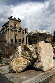 Rome, The Forum
