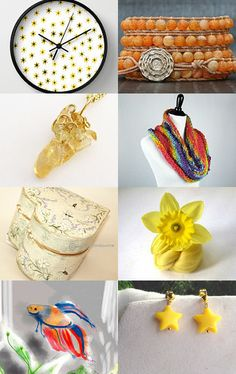Summer Brights Teamsp by Shane Chaney on Etsy--Pinned with TreasuryPin.com